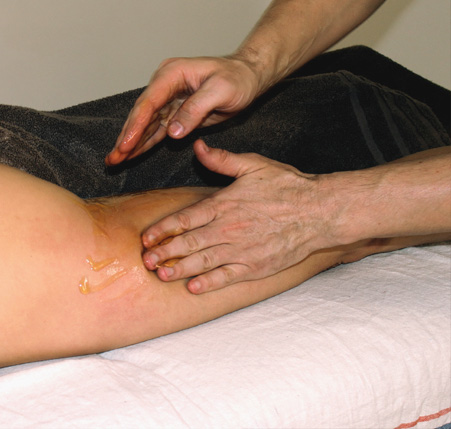 Honey Massage