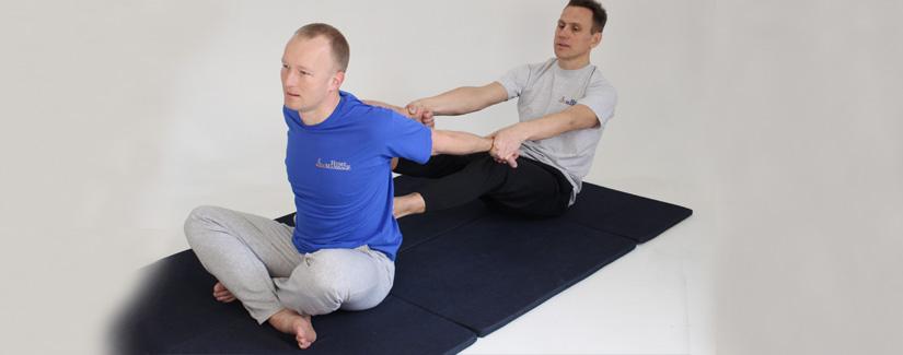 Тайський масаж